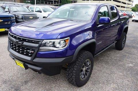 2017 Chevrolet Colorado for sale in Houston TX