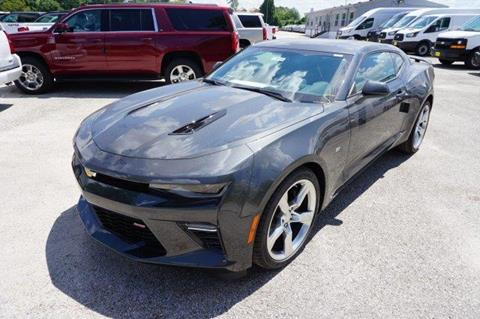 2018 Chevrolet Camaro for sale in Houston, TX