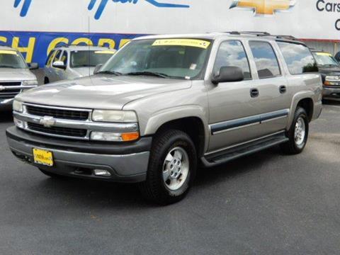 2001 Chevrolet Suburban for sale in Houston, TX