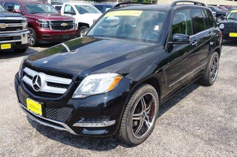 2014 Mercedes-Benz GLK for sale in Houston, TX