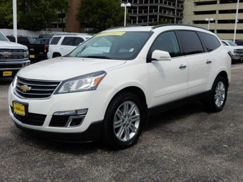 2013 Chevrolet Traverse for sale in Houston, TX