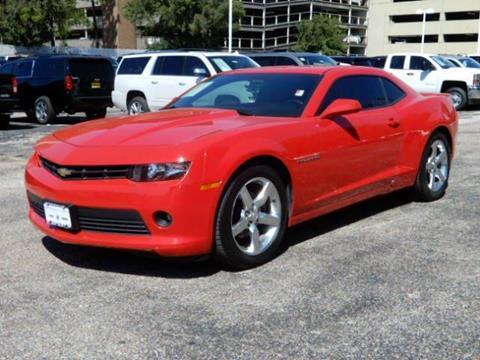 2014 Chevrolet Camaro for sale in Houston, TX