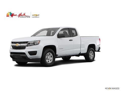 2017 Chevrolet Colorado for sale in Houston, TX