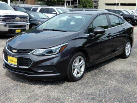 2017 Chevrolet Cruze for sale in Houston TX