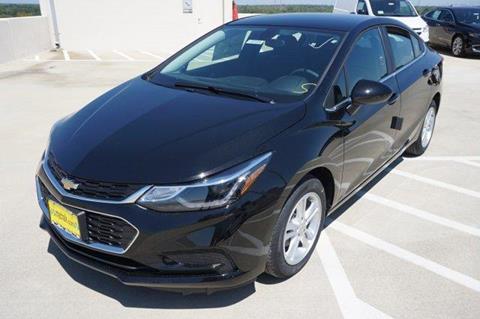 2018 Chevrolet Cruze for sale in Houston, TX