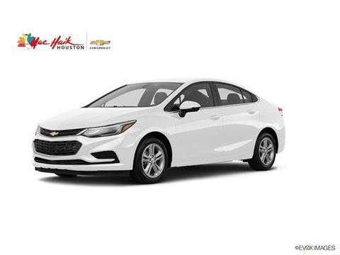 2017 Chevrolet Cruze for sale in Houston, TX