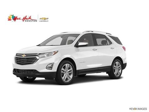 2018 Chevrolet Equinox for sale in Houston, TX