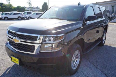 2018 Chevrolet Tahoe for sale in Houston TX