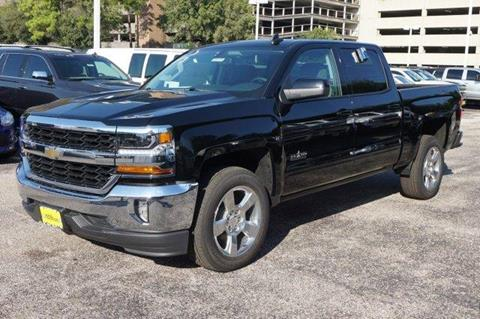 2018 Chevrolet Silverado 1500 for sale in Houston TX