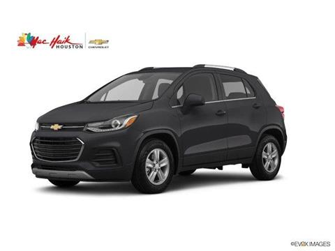 2017 Chevrolet Trax for sale in Houston TX
