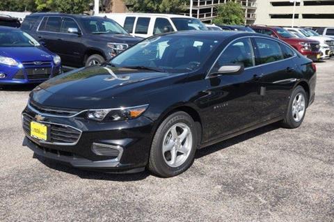 2018 Chevrolet Malibu for sale in Houston, TX