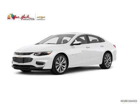 2018 Chevrolet Malibu for sale in Houston, TX