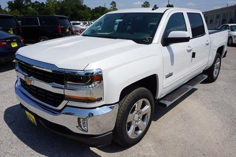 2018 Chevrolet Silverado 1500 for sale in Houston, TX