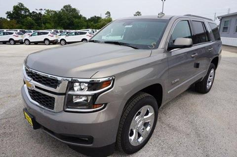 2018 Chevrolet Tahoe for sale in Houston, TX