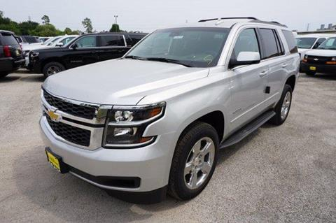 2018 Chevrolet Tahoe for sale in Houston TX