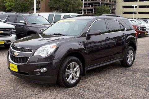 2015 Chevrolet Equinox for sale in Houston TX