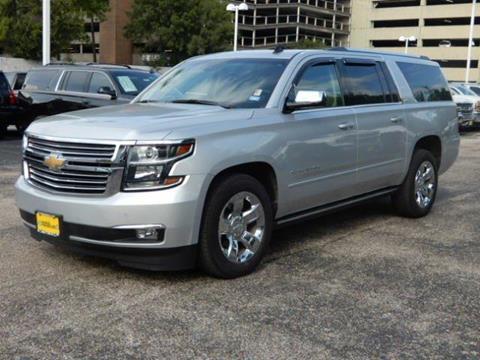 2015 Chevrolet Suburban for sale in Houston TX