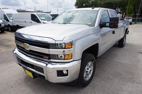 2018 Chevrolet Silverado 2500HD for sale in Houston, TX