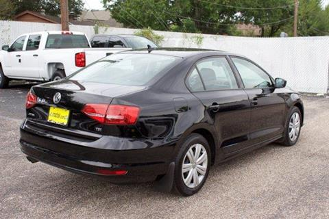 2015 Volkswagen Jetta for sale in Houston, TX