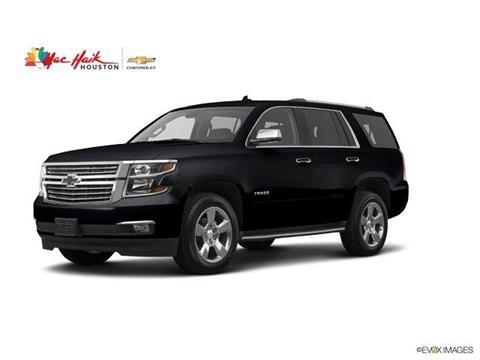 2017 Chevrolet Tahoe for sale in Houston, TX