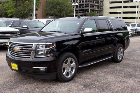 2016 Chevrolet Suburban for sale in Houston, TX
