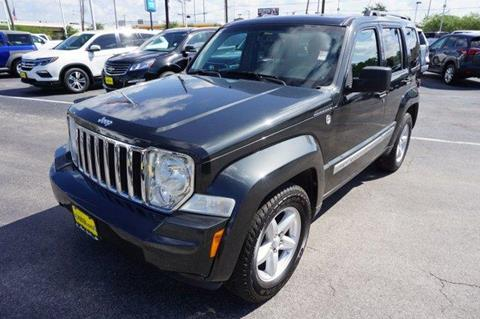 2011 Jeep Liberty for sale in Houston, TX
