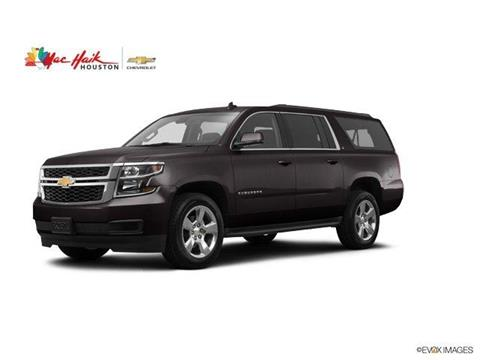2017 Chevrolet Suburban for sale in Houston, TX