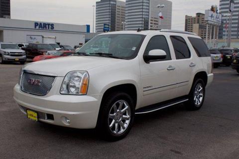 2012 GMC Yukon for sale in Houston, TX