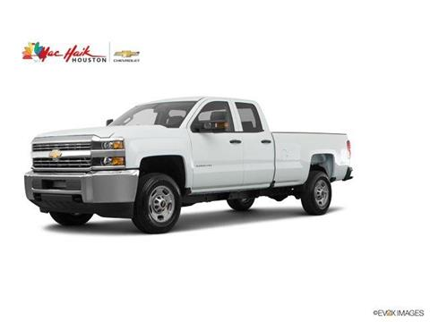 2017 Chevrolet Silverado 2500HD for sale in Houston, TX