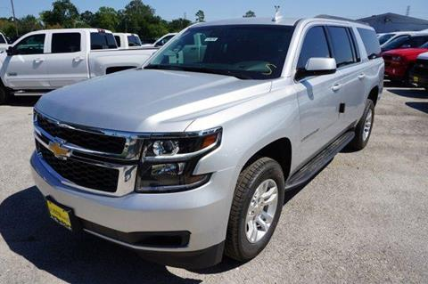 2018 Chevrolet Suburban for sale in Houston, TX