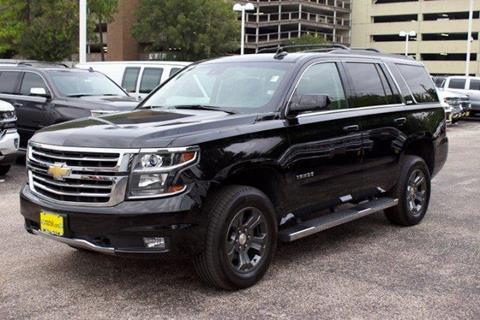 2015 Chevrolet Tahoe for sale in Houston, TX