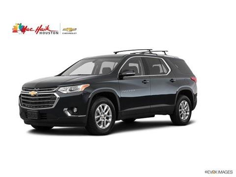 2018 Chevrolet Traverse for sale in Houston TX