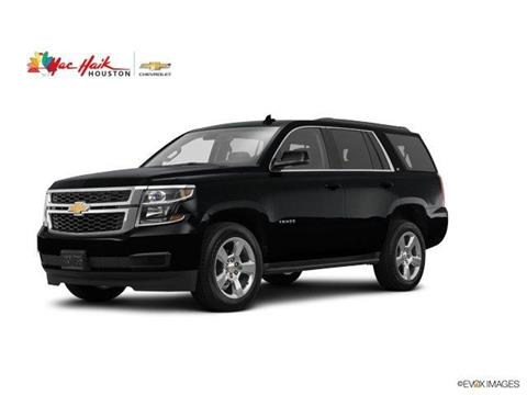 2017 Chevrolet Tahoe for sale in Houston, TX