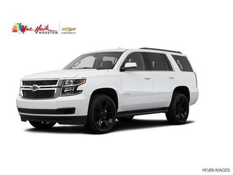 2018 Chevrolet Tahoe for sale in Houston, TX