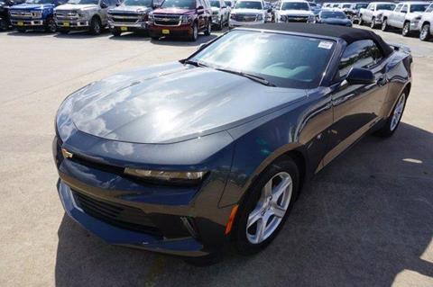2017 Chevrolet Camaro for sale in Houston, TX