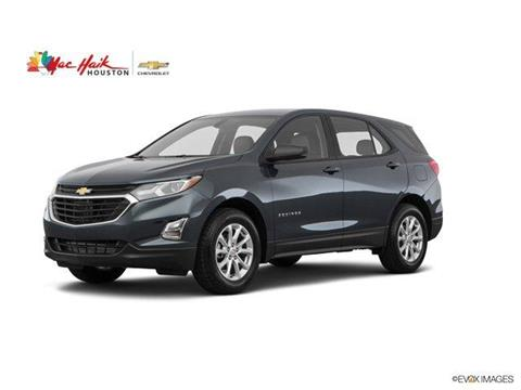 2018 Chevrolet Equinox for sale in Houston, TX