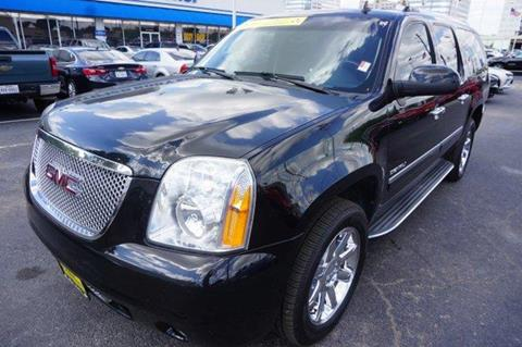 2012 GMC Yukon XL for sale in Houston, TX