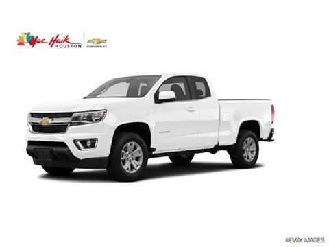 2017 Chevrolet Colorado for sale in Houston, TX