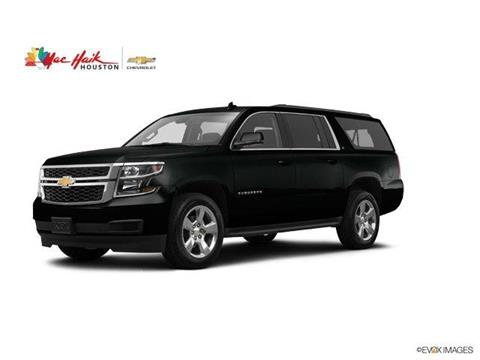 2017 Chevrolet Suburban for sale in Houston, TX