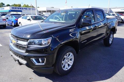 2018 Chevrolet Colorado for sale in Houston TX