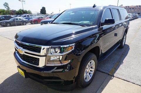 2018 Chevrolet Suburban for sale in Houston TX