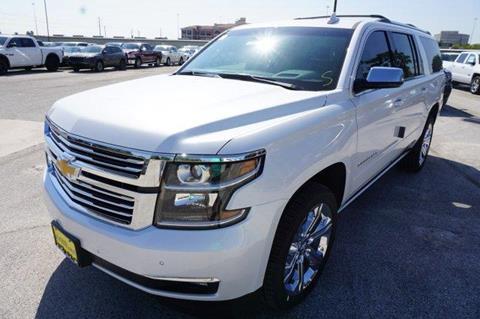 2018 Chevrolet Suburban for sale in Houston, TX