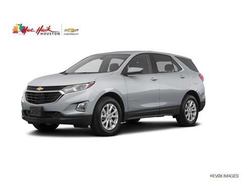 2018 Chevrolet Equinox for sale in Houston TX