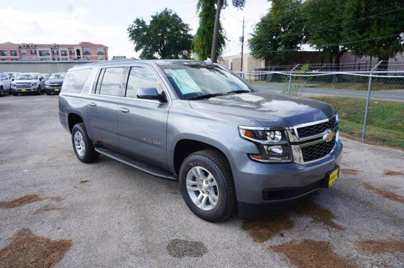 2019 Chevrolet Suburban For Sale At MAC HAIK CHEVROLET In Houston TX