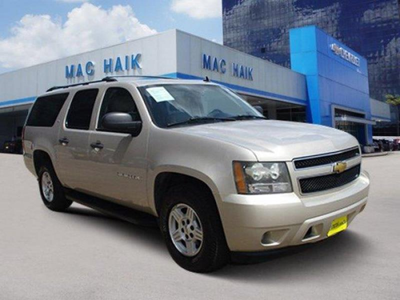 2007 Chevrolet Suburban For Sale At MAC HAIK CHEVROLET In Houston TX