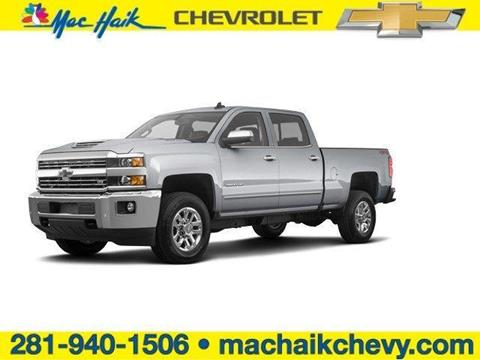 2019 Chevrolet Silverado 2500HD for sale in Houston, TX