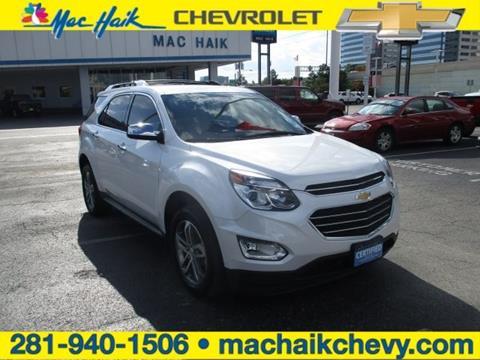 2017 Chevrolet Equinox for sale in Houston, TX