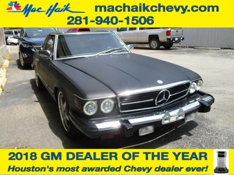 1983 Mercedes-Benz 380-Class for sale in Houston, TX