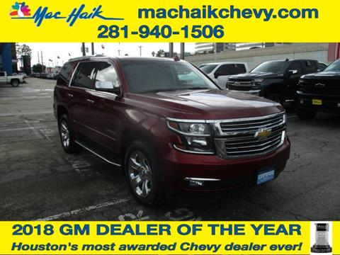 2016 Chevrolet Tahoe for sale in Houston, TX
