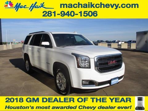 2016 GMC Yukon for sale in Houston, TX